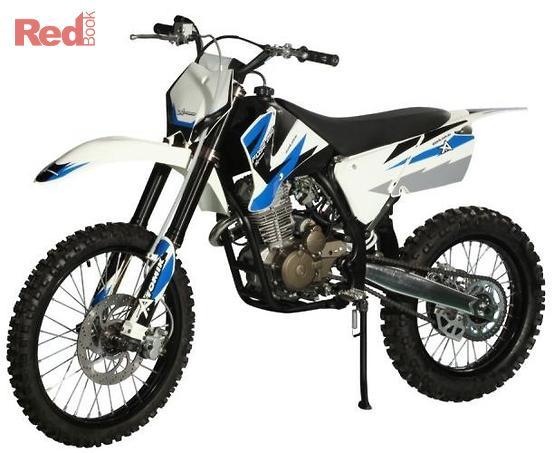2012 ATOMIK Fuse 250cc