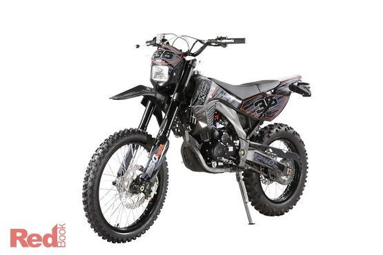 2012 ATOMIK Pro XR 250cc