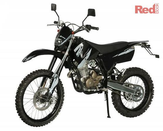 2012 ATOMIK Fuse XR 250cc