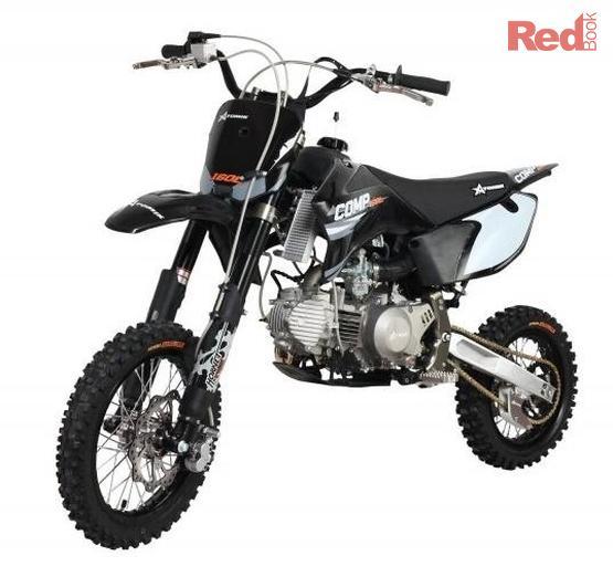 2012 ATOMIK Comp L 160cc