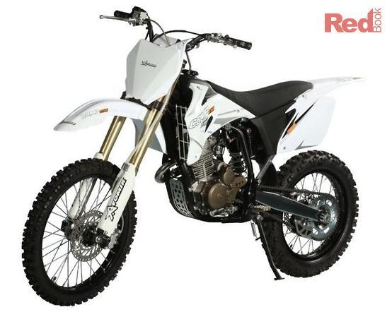 2012 ATOMIK Comp 250cc