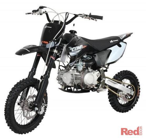 2012 ATOMIK Comp L 172cc
