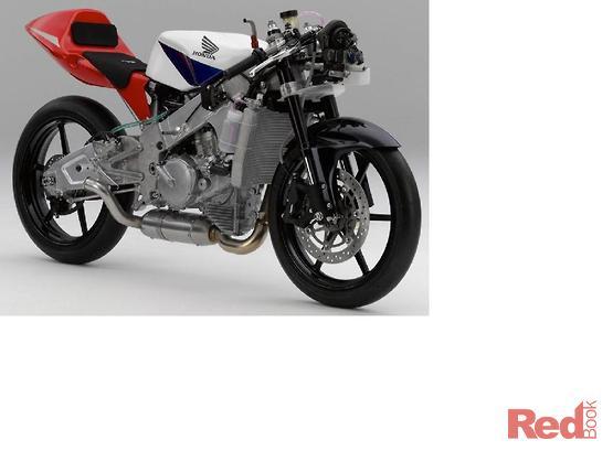 2013 Honda NSF250R