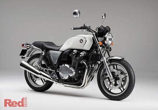 2012 Honda CB1100 MY10