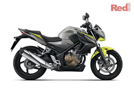 2017 Honda Cbr300r Abs Cbr300ra