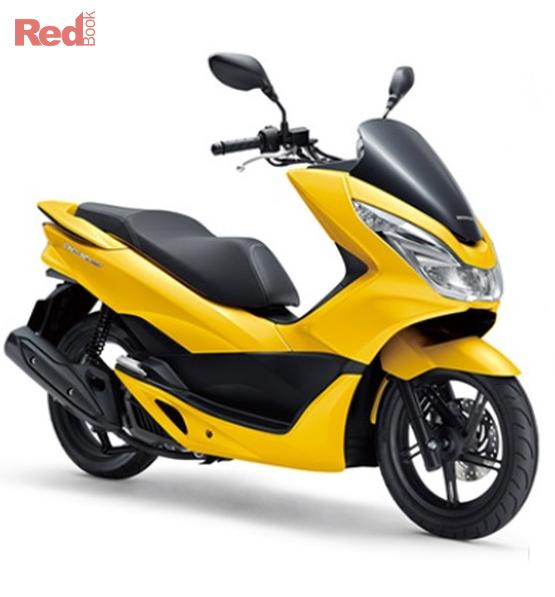 2017 Honda PCX150 MY18