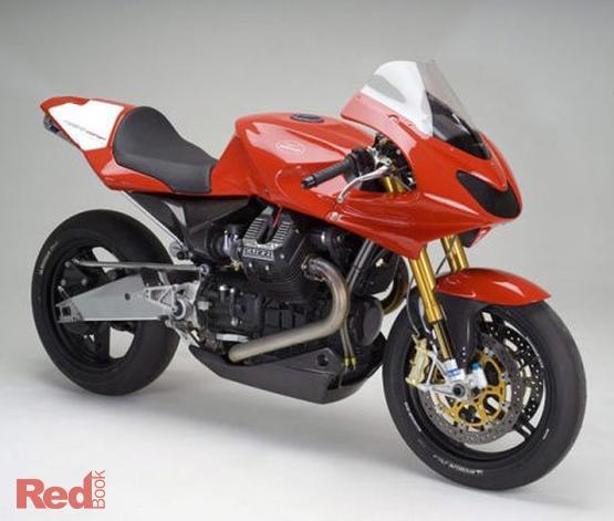 2010 Moto Guzzi MGS-01 Corsa