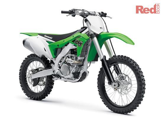 2019 Kawasaki KX250 (KX250A)