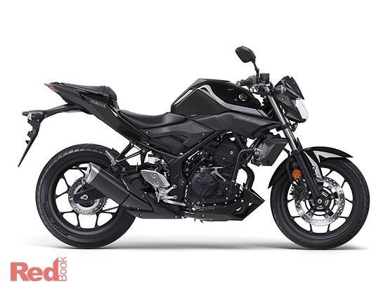 2019 Yamaha MT-03 ABS 321 (MT03LA)