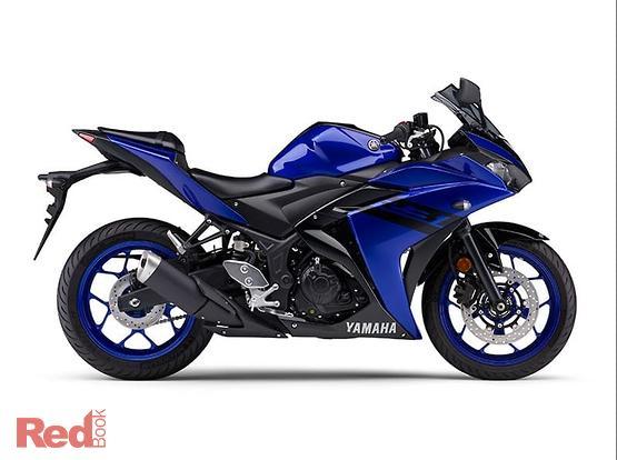 2019 Yamaha YZF-R3 MY18
