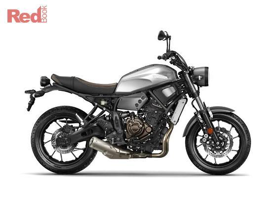 2019 Yamaha XSR700 (MTM660LA) MY17