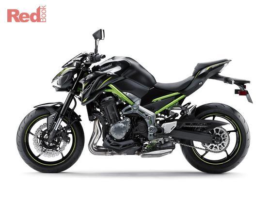 2019 Kawasaki Z900 (ZR900B)