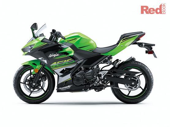 2019 Kawasaki Ninja 400 KRT Edition (EX400G)