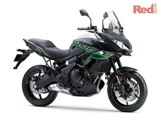 2019 Kawasaki Versys 650L (LAMS) ABS