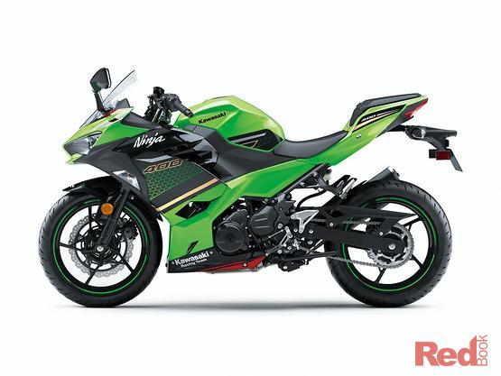 2019 Kawasaki Ninja 400 KRT Edition (EX400G) MY20