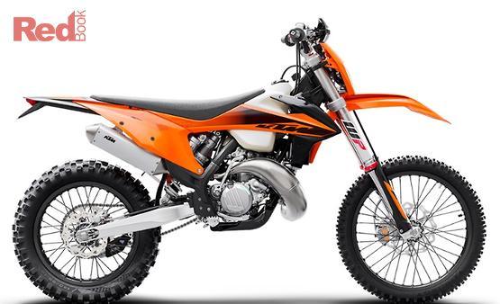 2019 KTM 150 EXC TPI MY20