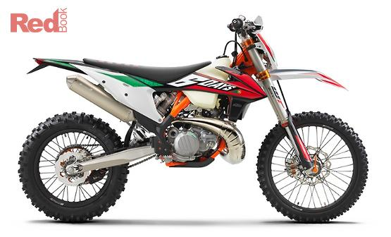 2019 KTM 250 EXC Six Days MY20