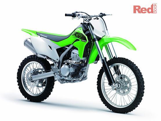 2019 Kawasaki KLX300R MY20