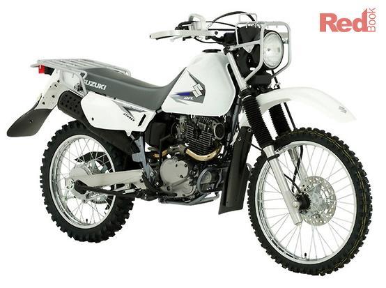 2018 Suzuki Trojan (DR200SE)