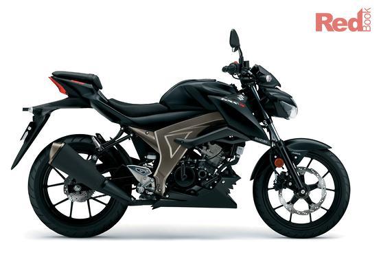 2018 Suzuki GSX-S125 (GSX-S125A)