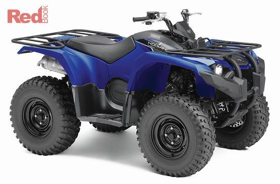 2019 Yamaha Kodiak 450 4WD Auto (YFM450FB) MY18
