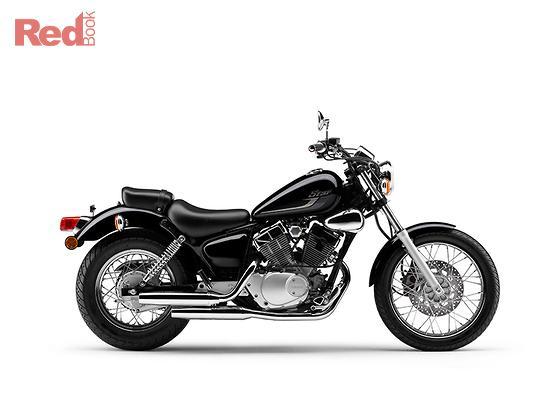 2019 Yamaha Virago 250 (XV250)