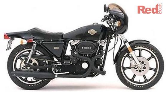 1977 Harley-Davidson Cafe Racer (XLCR)
