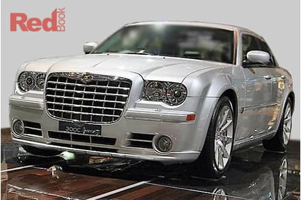 2007 chrysler 300c srt 8