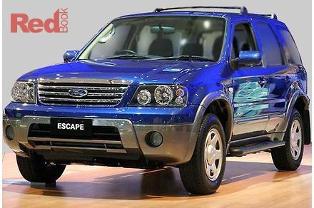2007 Ford Escape Xls Zc Auto 4x4