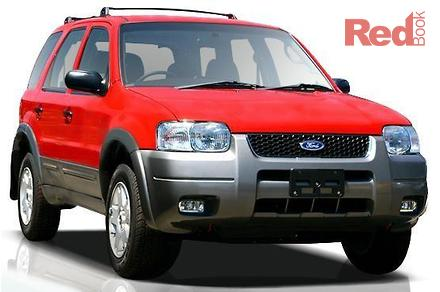 2005 Ford Escape Xlt Zb Auto 4x4