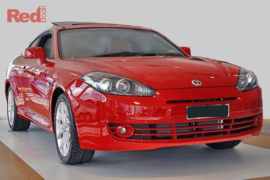 2008 Hyundai Tiburon V6 Manual MY07