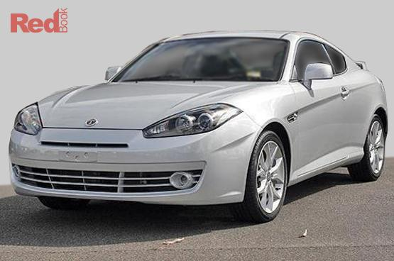 2009 Hyundai Tiburon V6 Manual MY07