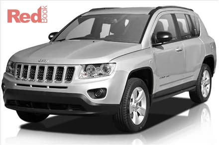 2013 jeep compass limited auto 4x4 my13