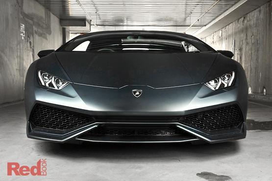 2017 Lamborghini Huracan LP610-4 Auto AWD MY17