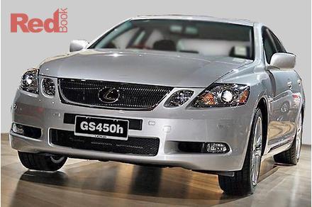 2007 Lexus Gs450h Auto