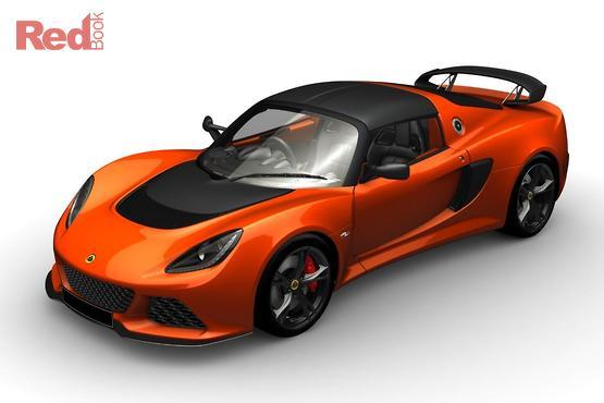 2019 Lotus Exige Sport 350 Manual MY19
