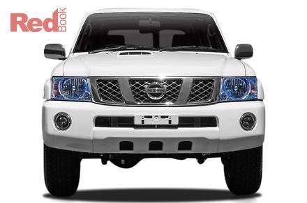 Nissan Patrol Y61 Specs