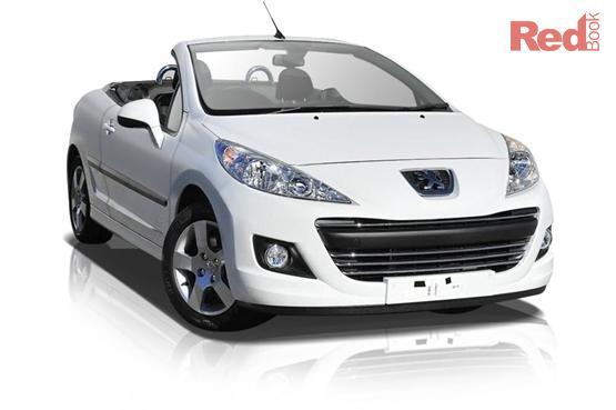 2009 Peugeot 207 CC Auto MY10