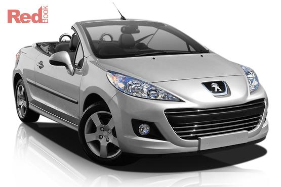 2012 Peugeot 207 CC Manual MY12