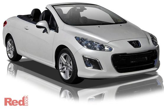 2011 Peugeot 308 CC Allure Manual MY12
