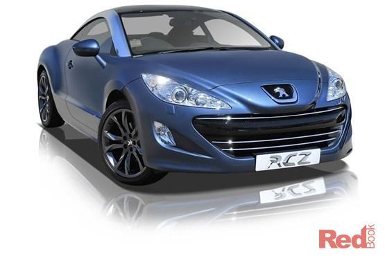 2012 Peugeot RCZ Auto