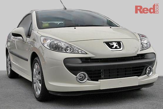 2009 Peugeot 207 CC Auto