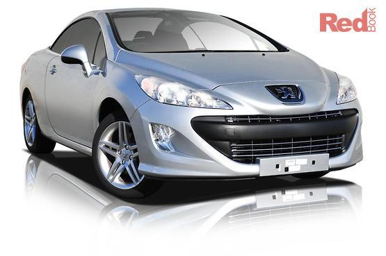 2010 Peugeot 308 CC Auto