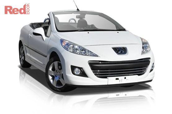 2011 Peugeot 207 CC Auto MY10