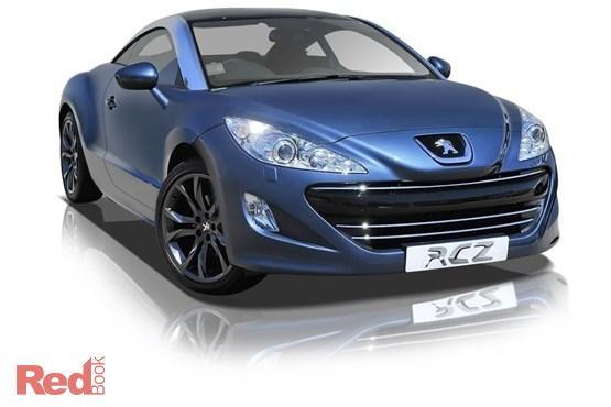 2012 Peugeot RCZ Manual