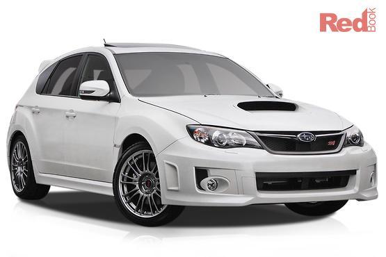 2012 Subaru Impreza WRX STI Spec R G3 Manual AWD MY13