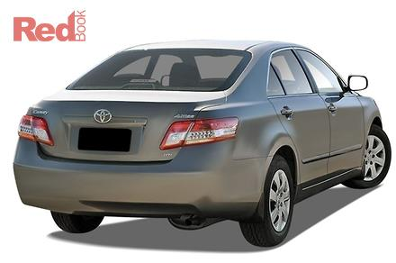 2008 toyota camry manual