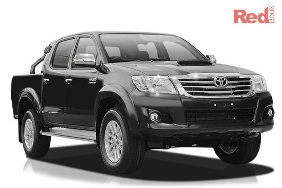 2015 Toyota Hilux SR5 Auto 4x4 MY14 Double Cab