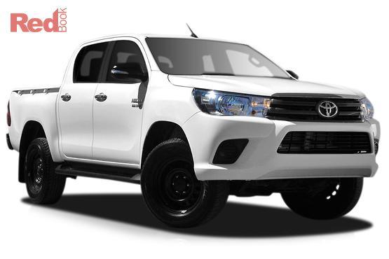 2015 Toyota Hilux SR Auto 4x4 Double Cab