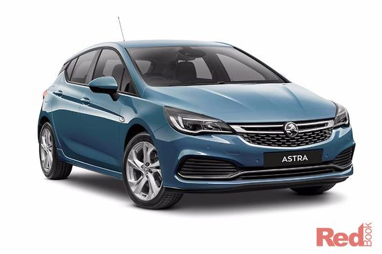2018 Holden Astra RS BK Auto MY18.5
